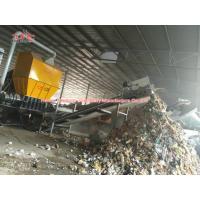 Energy Saving Garbage Destroyer Machine Plastic Bottle Shredder For Home Use