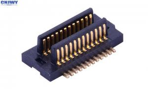 China Durable PCB Board To Board Connector 0.5mm Vertical Seat Belt Column on sale