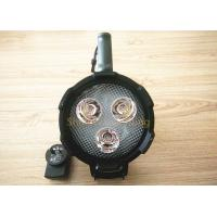 China Osram LED Rechargeable Led Spotlight , Vehicle Charger Hand Held Led Spot Lights on sale