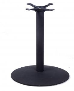 China Metal Coffee Table Base Modern Style Black Wrinkle Powder Coating 205 Item on sale
