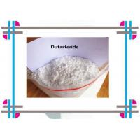 China 99% Purity Male Hormone Steroid Powder Dutasteride Avodart For Hair Loss Treatment on sale