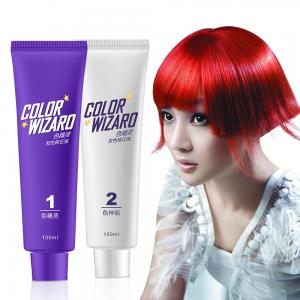 China Custom Volume Extra Strength Low Ammonia Hair Color Remover on sale
