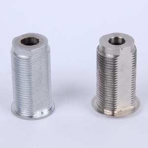 China Stainless Steel Machinability Parts - Hobbing, Custom CNC Machining And Casting on sale