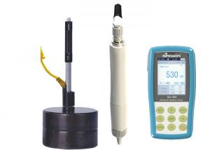 China Digital Lcd Display Portable Leeb Hardness Tester Supports Wireless Data Transfer on sale