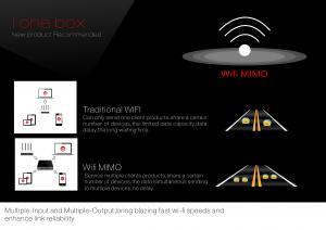 China HD WIFI MIMO HDMI IN Android TV Box Quad Core XBMC KODI 2G DDR3 16GB Flash 4K Output on sale