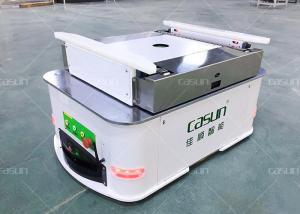 China Tunnel Lift Type QR Code Inertial Navigation AGV Automatic Guided Vehicle on sale