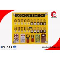 20 safety padlocks lockout station lockout Lock Hanging Board With tagout management station