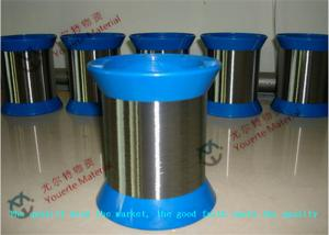 China Black Hot Rolled SUS 304 316 Stainless Steel Tie Wire / Hard Soft High Tensile Strength Steel Wire , ISO9001 on sale