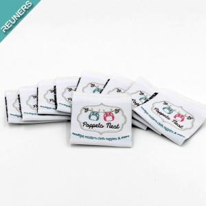 China High quality customized woven labels on sale