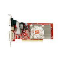 China PCI VGA Card ATI X1550 on sale