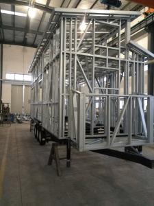 China Prefab Steel Frame Tiny House on sale