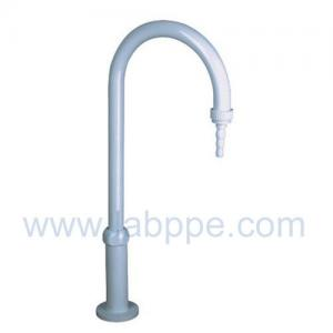 China SHA101-Single Way Lab Tap/Faucet,brass,Swing gooseneck tap,single outlet on sale