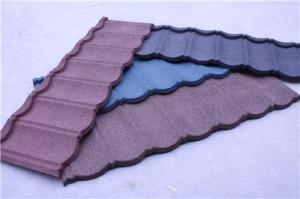 China Stone Coated Roofing Tiles on sale