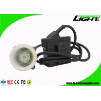 GL5-A Corded Cap Lamp 4000lux  IP67 with 22hours for Industrial and Emergency