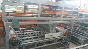China Energy Saving Compound Lightweight Wall Panel Machine with Automatic Cutting Saw on sale