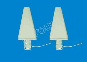 China Cell Phone Repeater Wideband Directional Antenna Dual Band Wifi For Outdoor / Indoor on sale