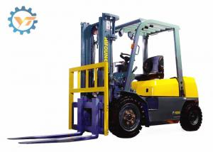 China FD30 3 Ton Warehouse Lifting Equipment Forklift Truck 12 Months Warranty Time on sale