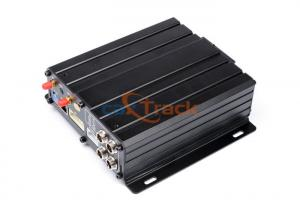 China 4CH 720P AHD Automobile HDD Mobile DVR For Playback CMS MDVR on sale