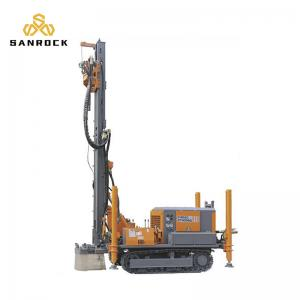 China 200m Deep Water Well Drilling Rig / Core Drilling Machine  Diesel Power Type on sale