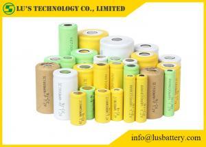 China 1.2V 3.6 Volt Nickel Cadmium Battery For Medical Device / Metal Detectors on sale