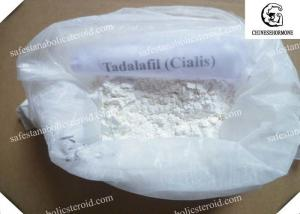 Quality Sex Steroid Tadalafil / Cialis for Treating Erectile Dysfunction CAS 171596-29-5 for sale