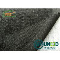 China Polyester Garment Non Woven Interlining 150cm Width 9 Needle Stitch on sale
