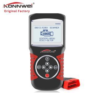China Car Fault Detector Obd II Diagnostic Scan Tool KONNWEI KW820 BMW Mercedes Toyota Honda Ford on sale