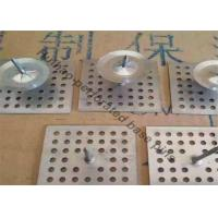 galvanized steel /ss304 custom insulation pin for air conditioning system