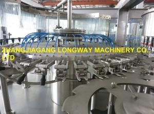 China CGF 24-24-8 water bottled filling manufacturing machine on sale
