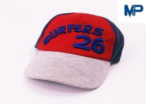 China Comfortable Plain Racing Custom Youth Baseball Hats With High Frequency Weld Logo on sale