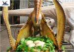 Jurassic World Playground Life Size Animatronic Robotic Dinosaur Realistic Model
