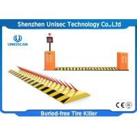 IP67 Grade Security One Way Traffic Spikes And Road Blockers With CE ISO Certificate