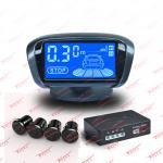 Sistema RS-109-4M del sensor del aparcamiento del LCD