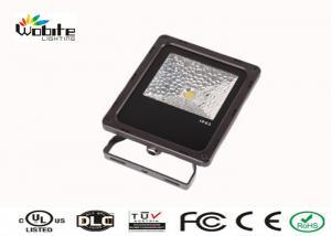 China High Lumen IP65 COB LED Flood Light PF 0.95 / Cree LED Lighting Floodlight 10W TUV SAA Certification on sale