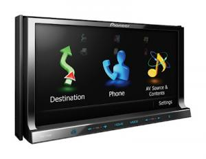 China 5 inch car gps and reverse camera with DVR, FM, Bluetooth, DVB-T, ISDB-T, AV-IN on sale