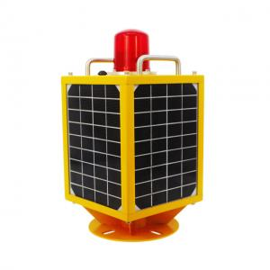 China Tower,Mast,Building Lead-Acid Battery Low Intensity 32cd solar powered aviation obstruction light suppliers on sale