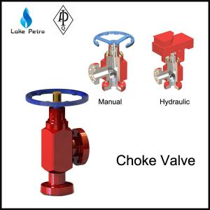 China API 6A Choke Valve on sale