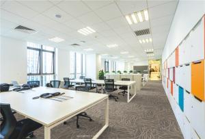China Nontoxic Floor Carpet Tiles Environmentally Friendly  Transparent Adhesive Sticker on sale
