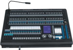 China 40 Channels 2048 DMX Lighting Controller Control 240 Computer Lights on sale