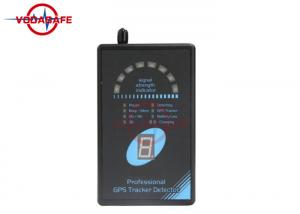 China GPS Tracker Wireless Signal Detector Power On Self - Test Hidden Camera RF Signal Detector on sale