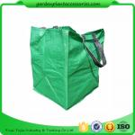 Heavy Duty Garden Plant Accessories - Green Reuseable Garden Leaf Waste Bags