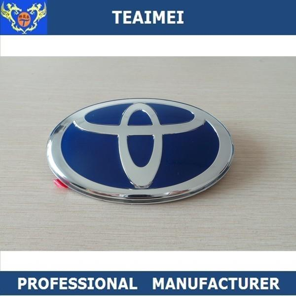Alloy Chrome Silver Abs Plastic Car Badge Logos For Car Body