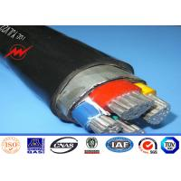 SWA Electrical Wires And Cables Aluminum Alloy Cable 0.6/1/10 Xlpe Sheathed