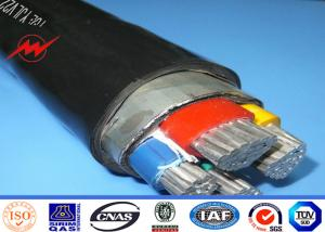 China SWA Electrical Wires And Cables Aluminum Alloy Cable 0.6/1/10 Xlpe Sheathed on sale