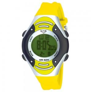 China enviroment-friendly shock resistant multifunctional plastic digital watch on sale