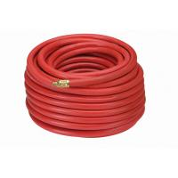 high pressure flexible  yellow and black  red color  Pvc spray air  hose