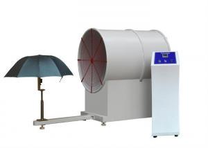 China Umbrella Quality Control Testing Equipment Wind Resistance Endurance Test Machine on sale