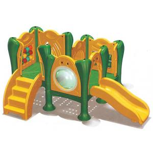 China Customized LLDPE Outdoor Plastic Toy in Villas for Children A-18805 on sale