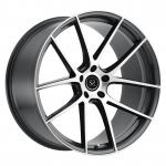 6*139.7 17 18 19 20 21 22inch 1piece forged aluminum alloy wheel rim for car