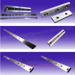 Guillotine Machine Shearing Steel Knife Manufacturer/Hydraulic Guillotine Shearing Blades Price